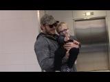 Chris Pratt and Anna Faris -- The Kid Jacks the Spotlight | TMZ