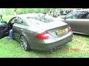 550hp Mercedes Benz CLS55 AMG Kleemann HARD accelerations