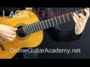 The Four Seasons Autumn 3rd mvt solo classical guitar arrangement by Emre Sabuncuoglu
