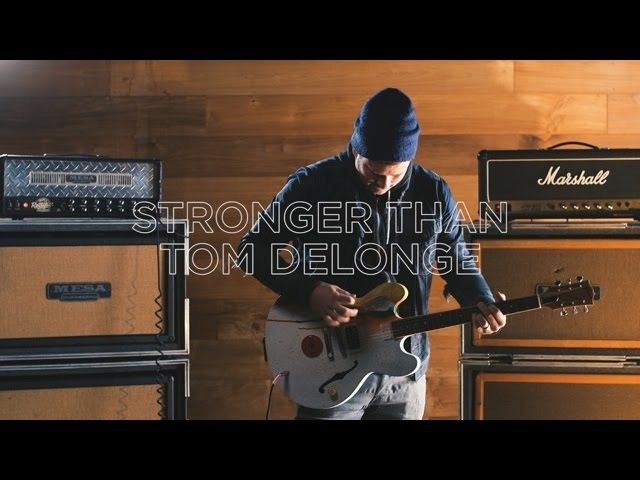 Ernie Ball Paradigm Stronger Than Tom DeLonge