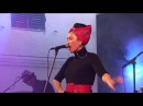 Nina Zilli Impazzivo Per Te Abbabula Festival Sassari 15 5 2010