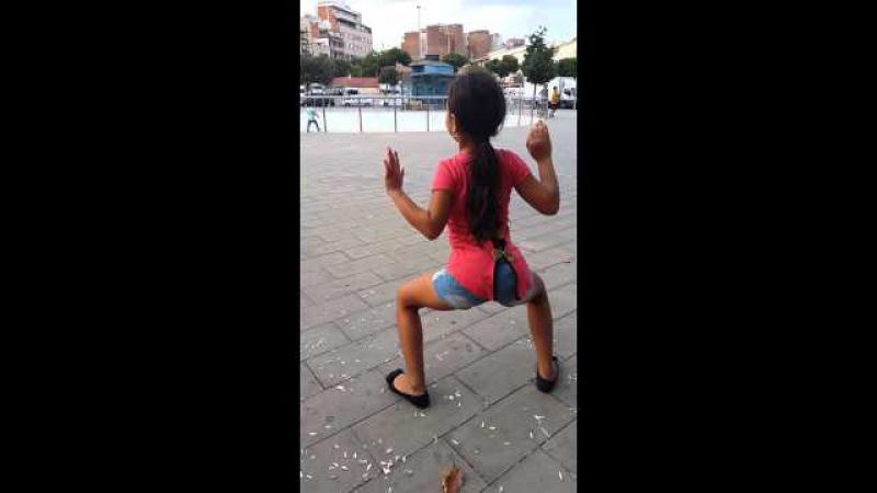 La doar 7 anisorii danseaza mai bine ca altele...