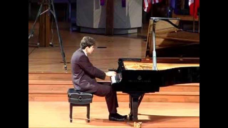 S. Prokofiev - Piano Sonata No 3, Op. 28 ::: Vladimir Khomyakov, piano