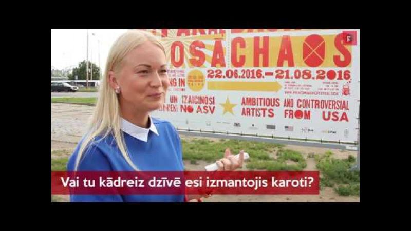 Ielu intervijas latgaļu valodā
