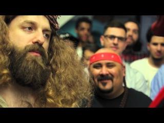 Jesus vs The Devil | Dirtbag Dan vs Megadef | Rap Battle
