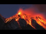Volcano eruption - Lava Volcano erupting - Hawaii volcano - Lava lake - Lava flow- 2017
