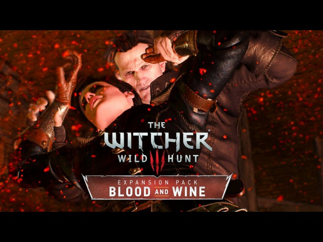 The Witcher 3: Blood and Wine [Dettlaff] Tribute