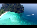 о. Пхи-Пхи Ko Phi Phi Islands (Пхукет,Таиланд)      www.youtube.com BlueInfinity