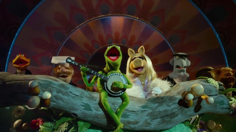 The Muppets - Rainbow Connection [2011. Маппеты]