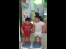 Tintu-Mon - These two kids are having the BEST time on this fat (720p)