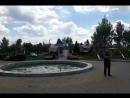 прогулка по Добринке днем и так долбануло фонтаном