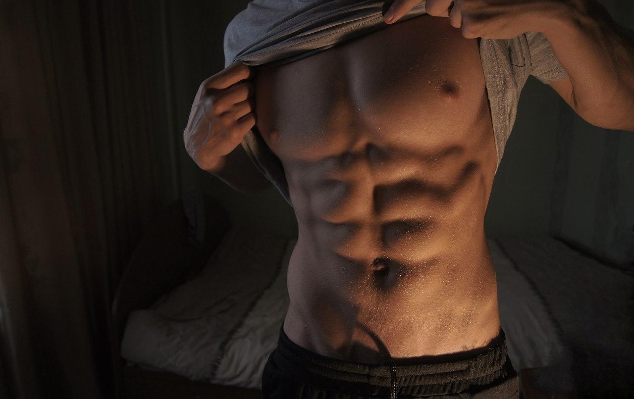 Фото на аву мужское тело