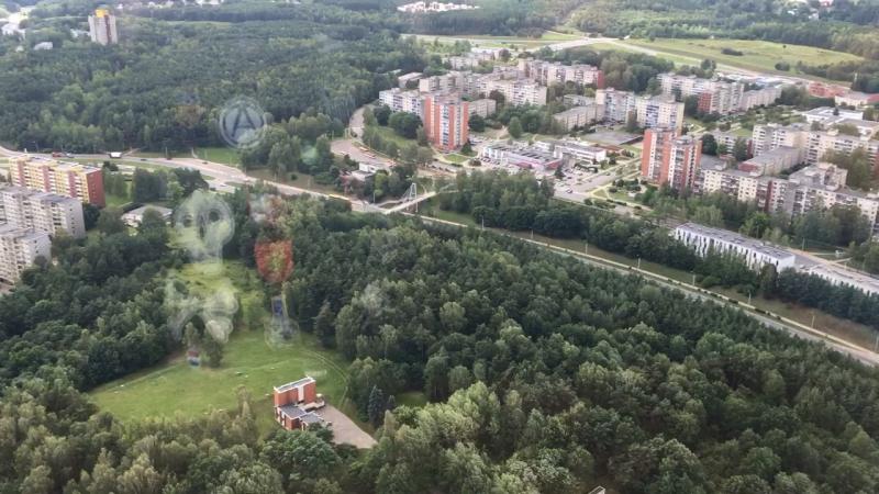 Vilniaus televizijos bokšte