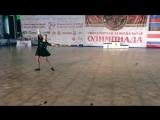 Давыдова Юлия Чемпионат России по степ танцу 2016