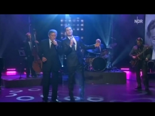 Tony Bennett & Michael Bublé - Don't Get Around Much Anymore (LIVE in Germany)