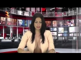 Albanian lands Wanna-be news anchor role after raunchy screen test