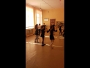 Репетиция танца Сиртаки