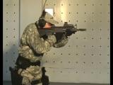 Оружие Украины - Сравнение стрельбы из АК 74 и украинского 'Малюка'.
