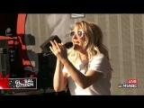 Major Lazer Powerful ft. Элли Голдинг Ellie Goulding (благотворительный музыкальный фестиваль Центральный парк,Нью-Йорк, США