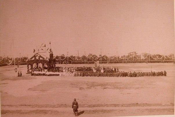 Пребывание императора Александра III в Батуми. Батумский