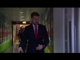 Arsenal arrived at Emirates Stadium