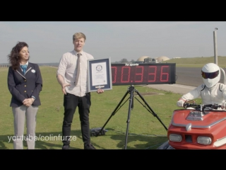 Worlds Fastest Bumper Car - 600cc 100bhp But how FAST - Colin Furze Top Gear Project