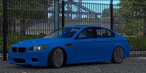 Автомобиль BMW F10