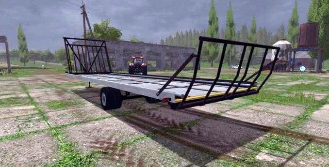 ПРИЦЕП TRAILER TRANSPORT V 1
