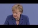 Journalist fordert Frau Merkel indirekt zum Rücktritt auf sie ignoriert ihn