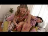 MondoLabia Barbamiska, Verunka - Trinity Lesbian. СЕксуальные молоденькие лесбиянки блондинки лижут друг другу писи и получают