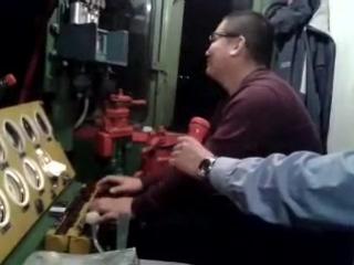 Əнші машинисттер!