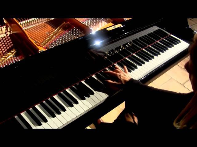 Liszt Chasse-neige Transcedental Etude 12 Valentina Lisitsa