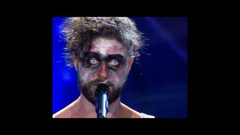 Rammstein - Mein Herz Brennt Georgia (X factor) (cover)