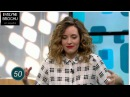 [English subtitles] Evelyne Brochu answers questions in 90 seconds (Ménage à trois)