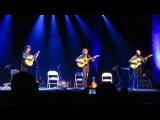 California Guitar Trio - Toccata &amp Fugue in D Minor LIVE - April 14, 2015 - Atlanta, GA