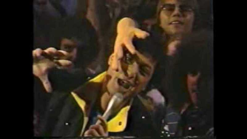1983 Ronnie James Dio Stand Up and Shout (Rock Palace)