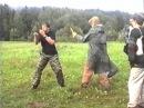 Первый семинар по системе ножевого боя Толпар Руководителя Школы Кирилла Любина ч.3