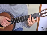Tuto guitare - Daniel GUICHARD Mon Vieux (12) D
