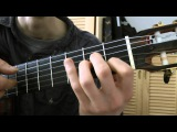 Cours de guitare - Georges MOUSTAKI Ma Libert