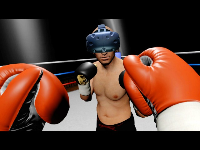 VR Boxing - Thrill of the Fight VR.