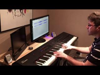 Foxtrot - John Gray - Blanter (Джон Грей Фокстрот - Блантер) - Piano Cover