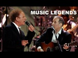Simon & Garfunkel - The Sound Of Silence+The Boxer+Bridge Over Troubled Water+Mrs. Robinson +++ (HD)