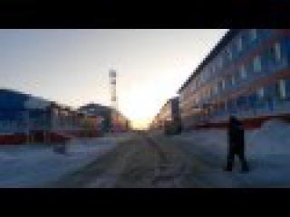 Сабетта городок рабочих условия проживания.