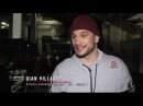 Fight Night Albany: Gian Villante Backstage Interview
