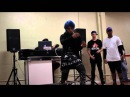 ERA Finger Circus Vs. NARI Dark Matter Dexterity Dance League Judges exhibition battle