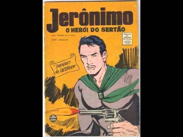 Jerônimo o Heroi do Sertão Radio Nacional 1958 EP 01
