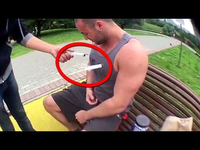 ВидеоОбзор2 - Никита Малина или как отмораживают СТЕРОИДЫ!!