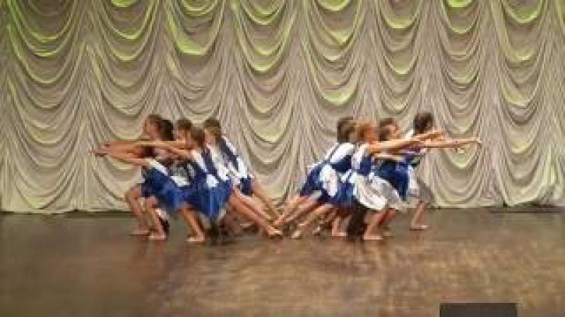 Студия спортивно - эстрадного танца