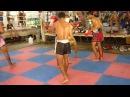 Pentai Singpatong training