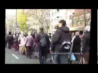 Что произошло в Киеве не покажет ни один телеканал 04 ноября 2013 г